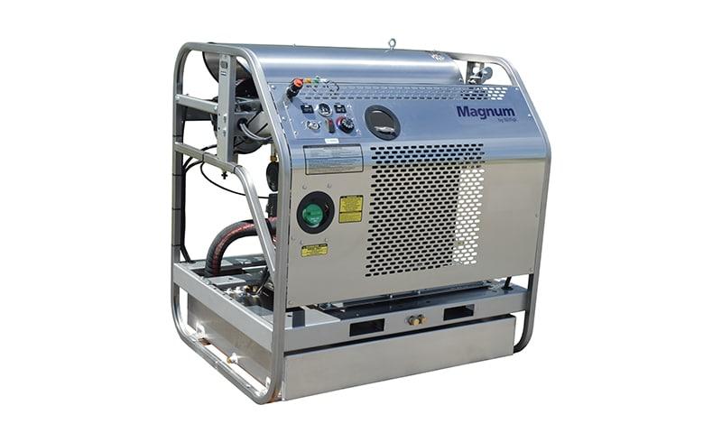 Diesel Skid Pressure Washers