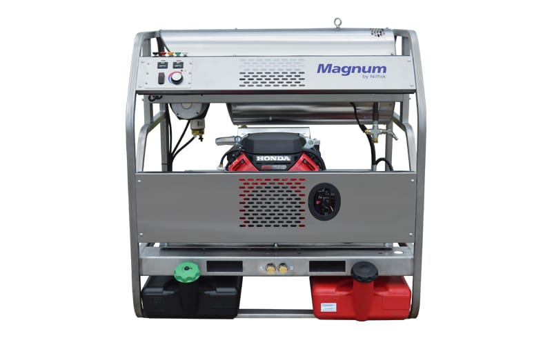 Gas Skid Pressure Washers